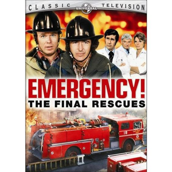 Emergency!: The Final Recues [2 Discs]