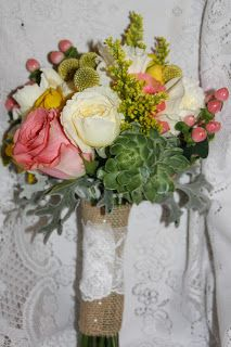 Flowers by Lorilee: Taylor's and Kristen's Wedding