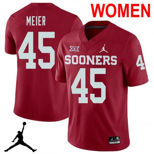 C.J. Cole Oklahoma Sooners Basketball Jersey - Red