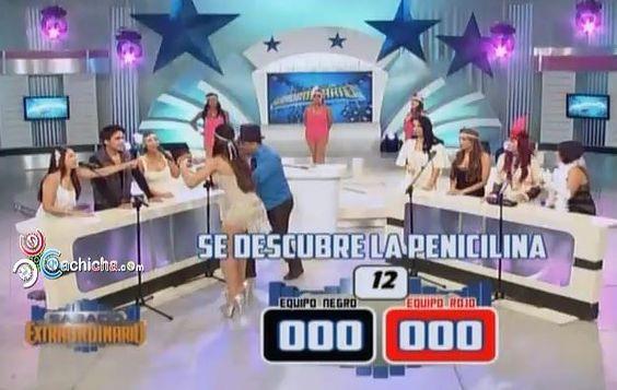 """Dinámica: """"Dígalo Como Pueda"""" En Sabado @Extraordina5 #Video"""