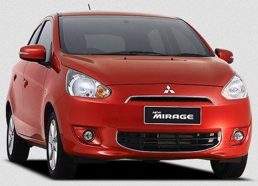 Mitsubishi Mirage Adalah Mobil Mini Populer Di Indonesia
