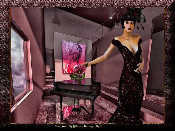 Maravillosa Imagen envuelta en maravillosos y sutiles movimientos     Faery Tales 7     Bailar Es Vivir     Faery Tales 10     Elegancia Si...
