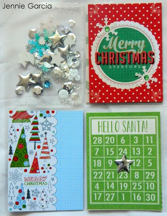... Christmas Blog Hop | Made By Jennie | Pinterest | Christmas, Blog and