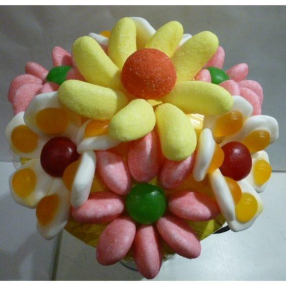 Atelier du bonbon : Bouquet de bonbons Camille