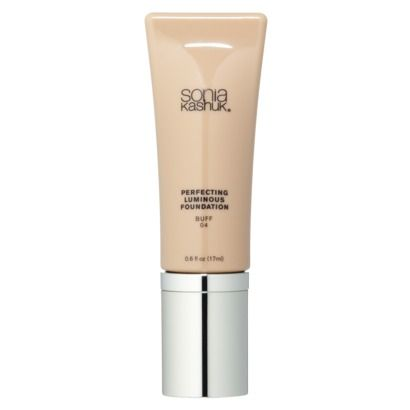 """Best Foundation - Sonia Kashuk Perfecting Luminous foundation, $10; at Target. """"Brighten a ho-hum complexion with an illuminator and foundation in one - it evens out skintone, covers blemishes and contains skin-healthy ingredients. Testers loved how light it felt and reported a boost in the appearance of their skin."""""""