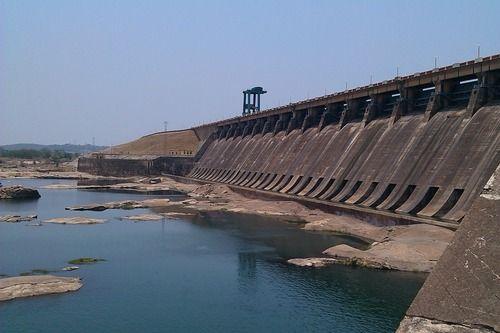Construction of Longest Dam in India: Hirakud Dam