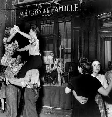 Robert Doisneau #Dance #Photography