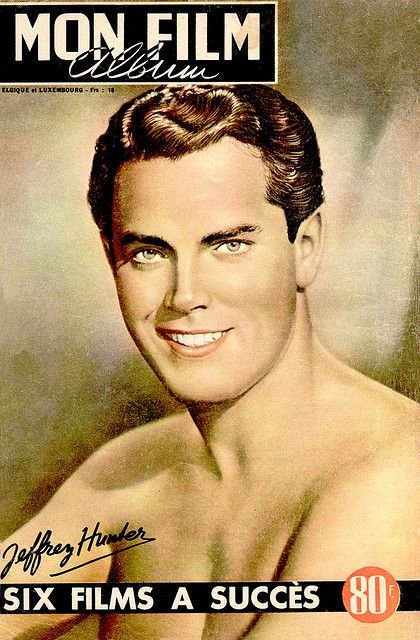 TO DIY OR NOT TO DIY: JEFFREY HUNTER