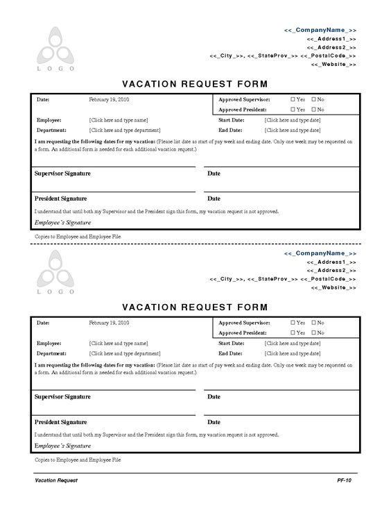 Doc694951 Staff Leave Form Template leave forms template 80 – Staff Leave Form Template