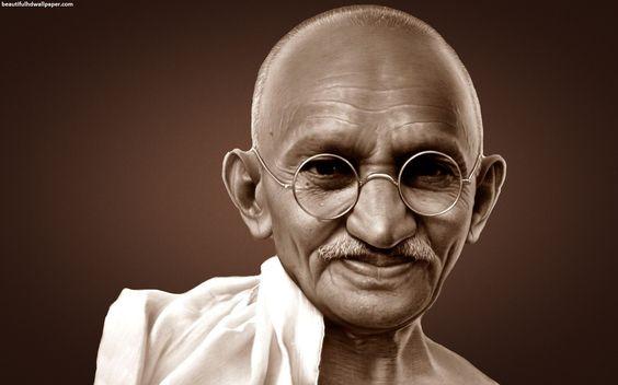 Mahatma-Gandhi-Gandhijijpg (1920×1200) HEROES Pinterest - alu dibond küchenrückwand erfahrung