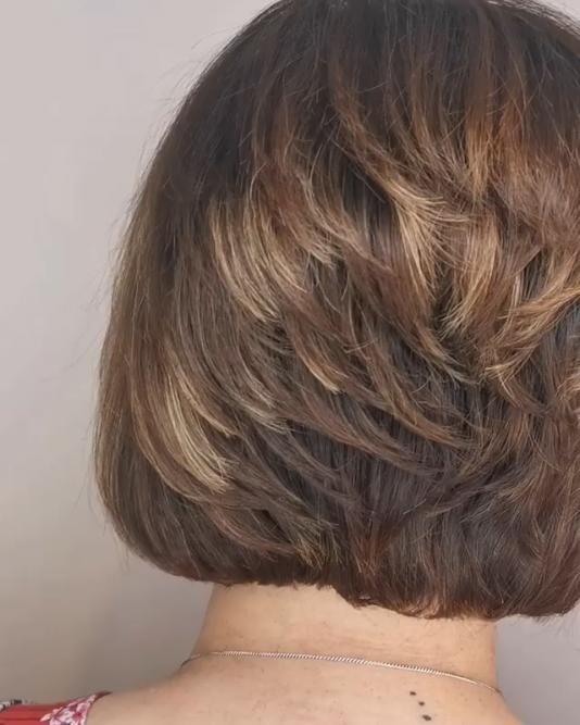 Shorthaircut Short Haircut Videos In 2020 Bob Hairstyles Bobs For Thin Hair Short Bob Hairstyles