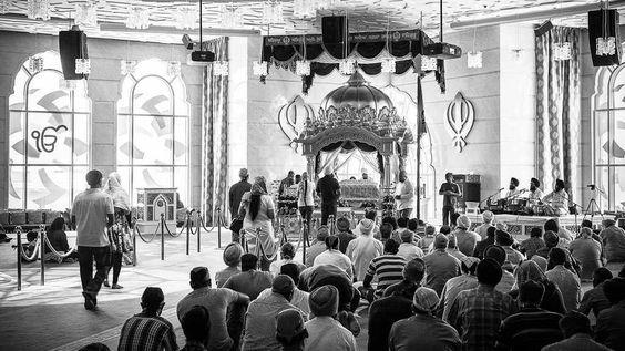 Guru Nanak Darbar Sikh Temple in Dubai, UAE