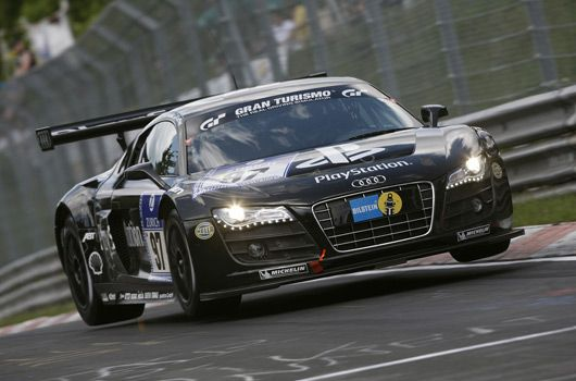 Audi R8 LMS  (oh lord....)