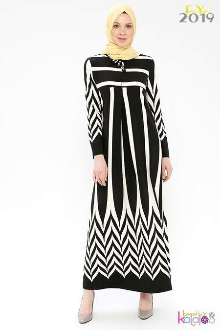 Yazlik Kapali Elbise Modelleri Ginezza 2019 Tesettur Giyim Modelleri Tesettur Katalog Islami Giyim Moda Stilleri Elbise Modelleri
