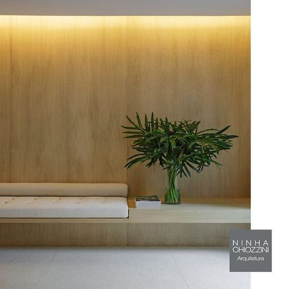 Recepção Ninha Chiozzini Arquitetura. #ninhachiozziniarquitetura #interiordesign…