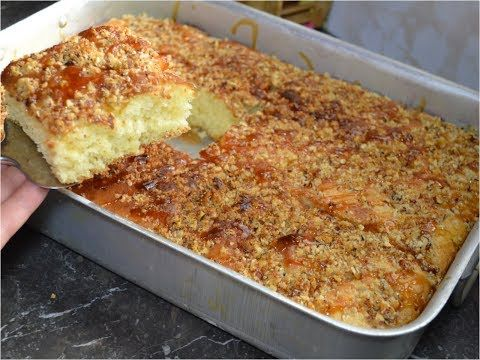 كيكة راائعة جداا بمكون بسيط جعلها هشة ولذيذة وبمقادير متوفرة في كل بيت Youtube Food Receipes Food And Drink Ramadan Recipes