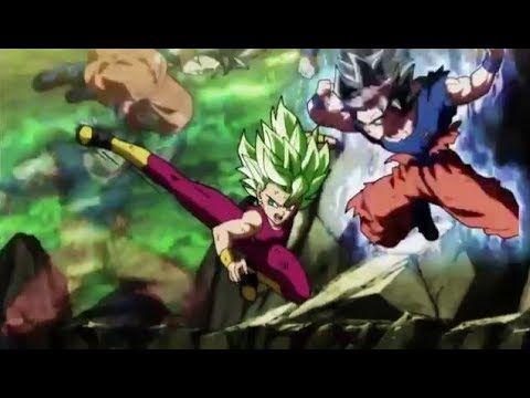 Dragon Ball Super Amv Impossible Youtube Con Imagenes