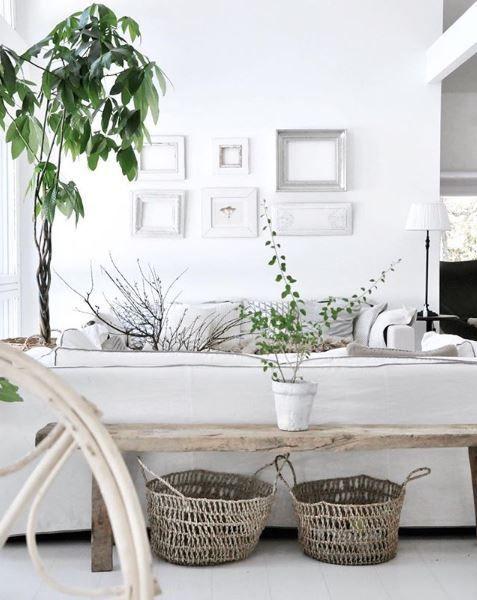 White Interior Design White Interiors Decorating With White