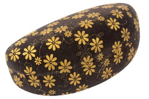 niceeshop(TM) Oval Golden Grain Flower Pattern Hard Metal Lint Sunglasses Eyeglasses Case,Random Color     #CaseRandom, #Color, #Eyeglasses, #Flower, #Golden, #Grain, #Hard, #Lint, #Metal, #NiceeshopTM, #Oval, #Pattern, #Sunglasses