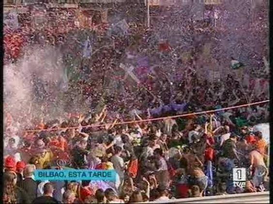 Comienza la Semana Grande de Bilbao