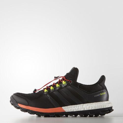 adidas adistar Raven Boost Shoes - Black   adidas US   Shoes   Pinterest    Boost shoes, Black adidas and Adidas