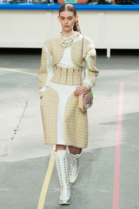 Chanel Fall 14 - The whole thing