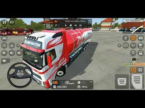 Bus Simulator Indonesia Game Truck Tangki Bensin Permainan Simulator Mobil Truk Pertamina Youtube Truk Mobil Indonesia