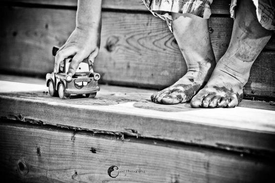 Feet - Photo by Jennifer Gardiner-Chala