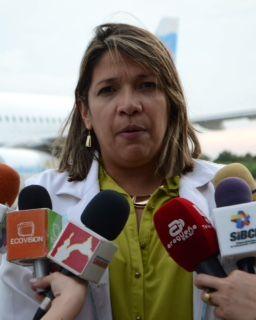 María Auxiliadora Rangel, epidemiólogo regional