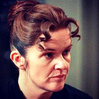 O' Brian, lady's maid to Lady Cora.