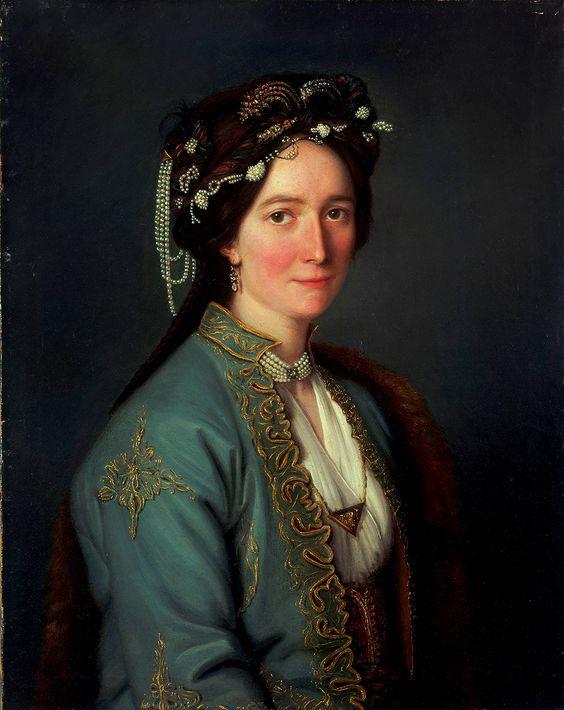 The Athenaeum - Madame Baudin (Élisabeth Vigée Le Brun - )