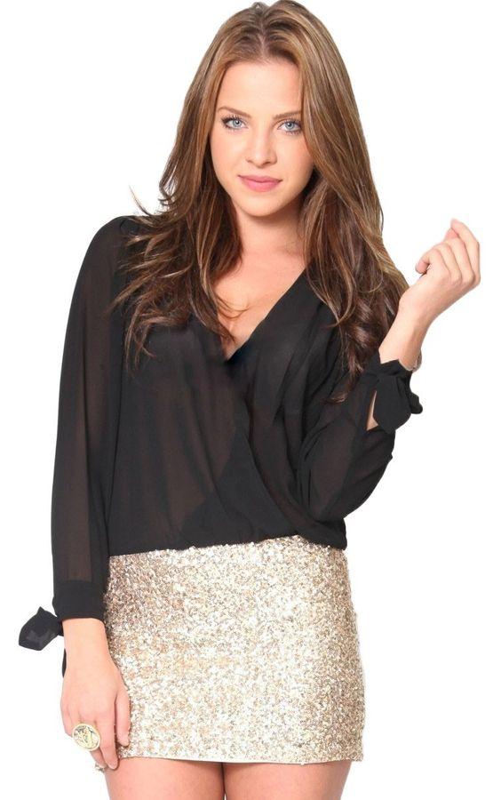 Vegas Baby Black Clothing Style