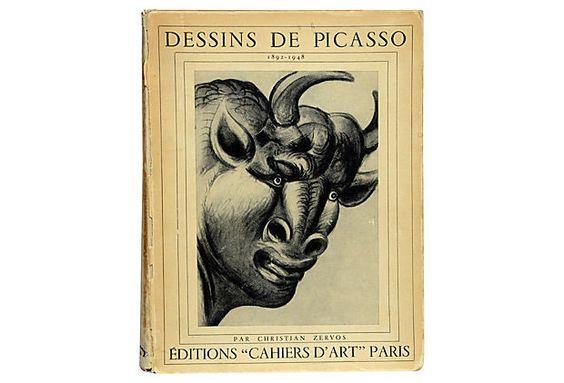 Dessins de Picasso, 1892-1948 on OneKingsLane.com