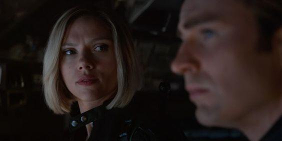 Captain America-Avengers Endgame