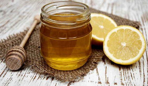 Рецепт - мед с лимоном