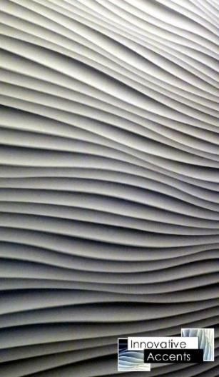 Wavy Wall Panel Wavie Wall Wavy Wall Wave Dry Wall D