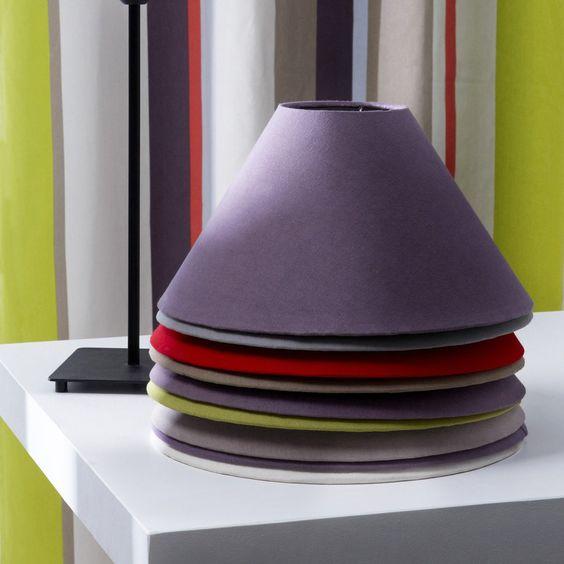 Abajur modelo cone | OUTRAS | La Redoute