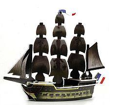 PotCC 066 - French ship La Ville de Paris
