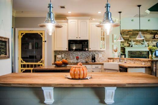 Haben Sie eine moderne Küchentür? - 11 kunstvolle Türen für die Küche