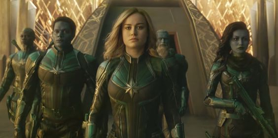 Marvel leads the most anticipated movies of 2019 with 'Captain Marvel' and 'Avengers: Endgame' but Star Wars is shut out