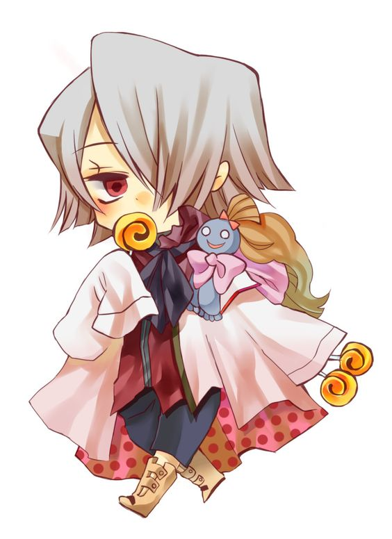 Pandora Hearts Break | Pandora Hearts Chibi Break