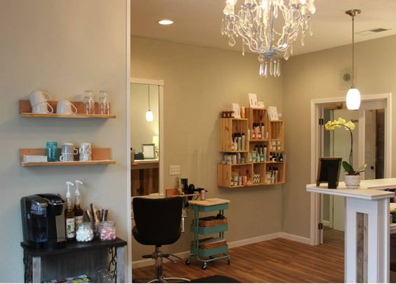 New downtown sonora salon inside of addictions boutique - Addiction hair salon ...