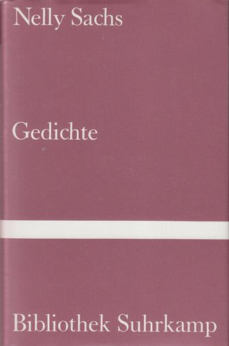 Kundenbildergalerie für Gedichte (Bibliothek Suhrkamp)