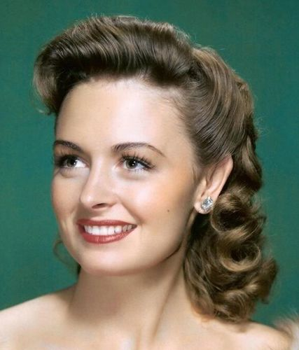 "Donna Reed -- I was appalled when I realized I had left her out. One of the loveliest faces to ever grace the screen. An Oscar winner for ""From Here To Eternity."" And, of course, ""The Donna Reed Show"" on television which was a huge hit in the early 60's."