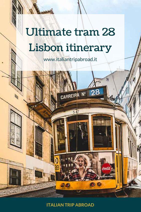 Ultimate Tram 28 Lisbon Itinerary 3