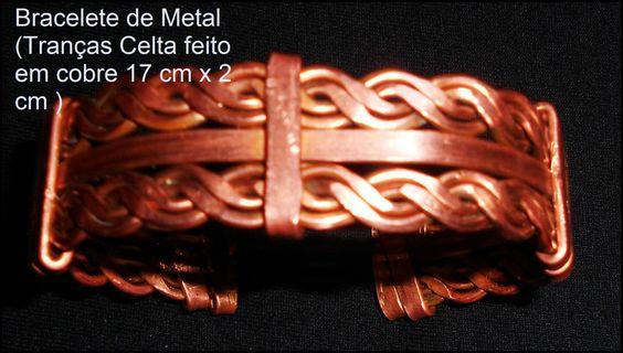 Bracelete Cobre