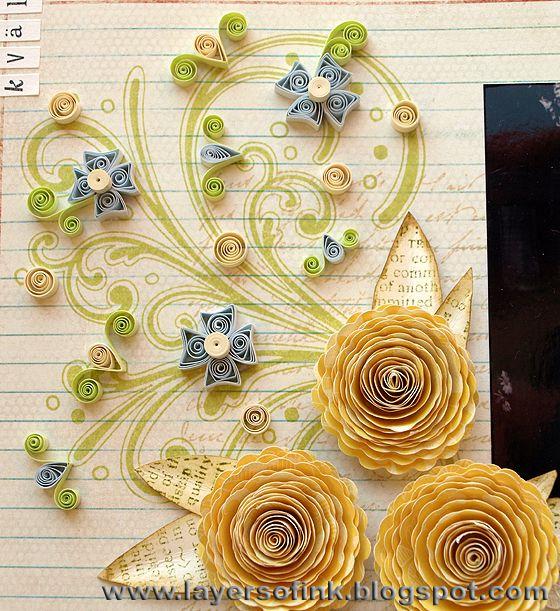 cute yellow flowers