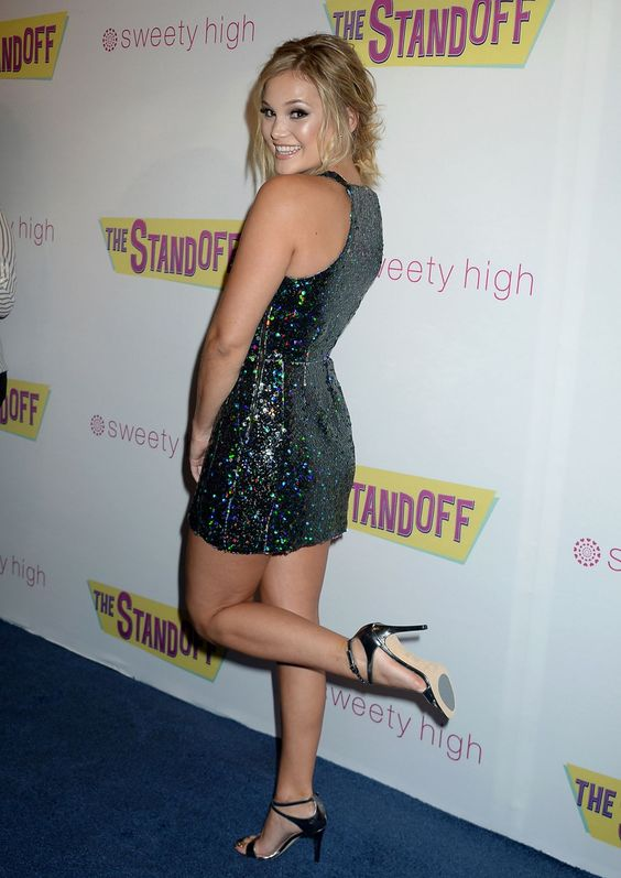 Olivia Holt – 2016/09 'The Standoff' Premiere in Los Angeles 9/8/2016