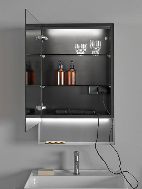 Badezimmer-Ausstattung STRATO 01 by INBANI