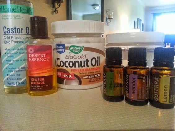 Tratamiento para Cabello Maltratado. Super fácil de hacer, barato y afectivo! :)